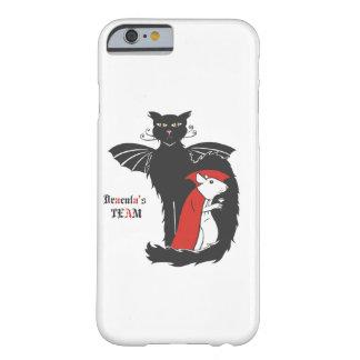 子猫およびマウスの吸血鬼 BARELY THERE iPhone 6 ケース