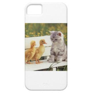 子猫のように見えませんか。 何ですか。 iPhone SE/5/5s ケース