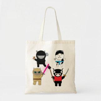 子猫の保護装置のバッグ トートバッグ