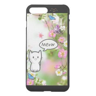 子猫の庭 iPhone 8 PLUS/7 PLUS ケース
