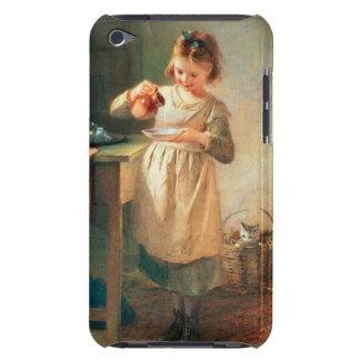 子猫の朝食 Case-Mate iPod TOUCH ケース