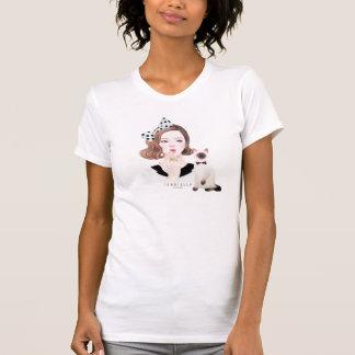 子猫のJennieのTシャツ Tシャツ