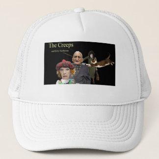 子猫のKarbooneのトラック運転手の帽子ははい、 キャップ