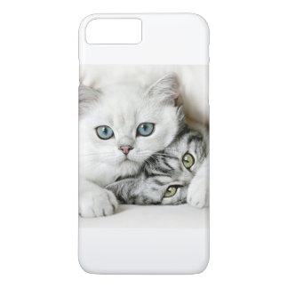 子猫愛 iPhone 8 PLUS/7 PLUSケース