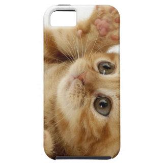 子猫猫のかわいい項目 iPhone SE/5/5s ケース