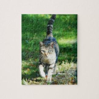 子猫猫のProwler ジグソーパズル
