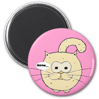 子猫猫 マグネット