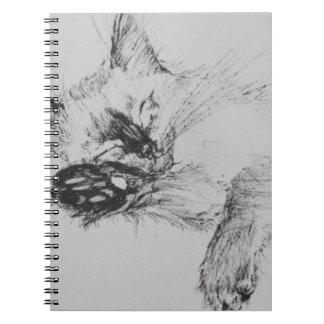 子猫「Baby ノートブック
