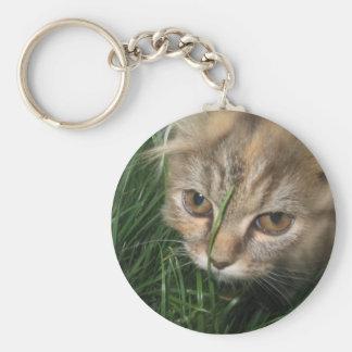 子猫Keychain キーホルダー