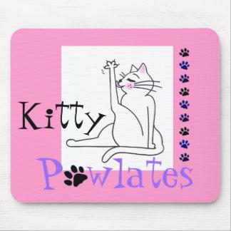 子猫Pawlates マウスパッド
