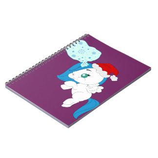 子馬のクリスマス! -写真のノート ノートブック