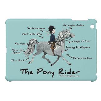 子馬のライダー iPad MINIケース