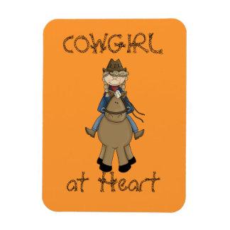 子馬の優れたFlexiの磁石の女性のカーボーイ マグネット