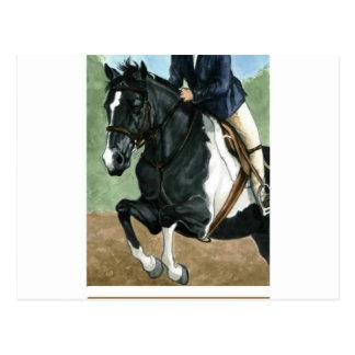 子馬力! Showjumpingの子馬 ポストカード