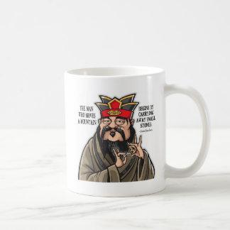 孔子の引用文のマグ コーヒーマグカップ