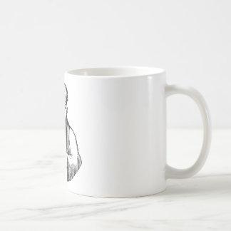 孔子 コーヒーマグカップ