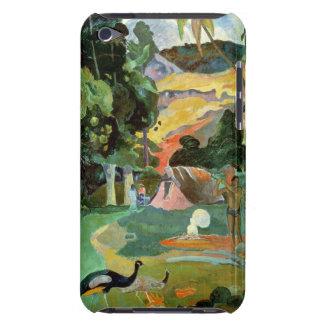 孔雀とのMatamoeか、景色、1892年 Case-Mate iPod Touch ケース