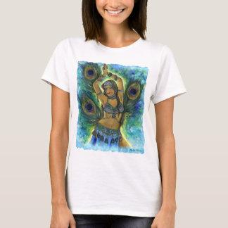 孔雀のダンサー Tシャツ