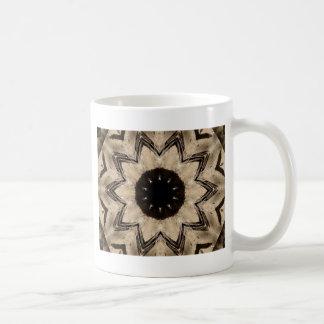 孔雀のデザイン コーヒーマグカップ