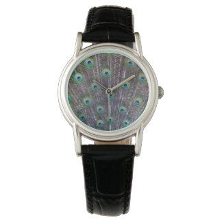 孔雀の恍惚状態- Customeの腕時計 腕時計