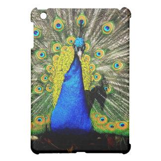 孔雀の楽園 iPad MINI CASE