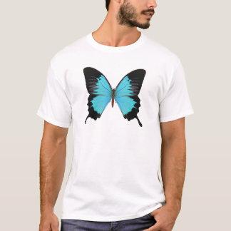 孔雀の王室のな蝶 Tシャツ