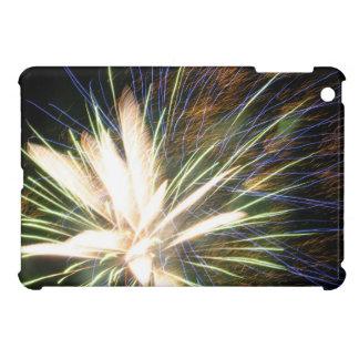 孔雀の破烈 iPad MINIケース