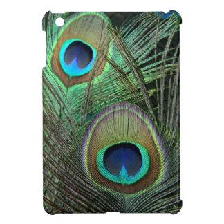 孔雀の羽のiPad Miniケース iPad Miniケース