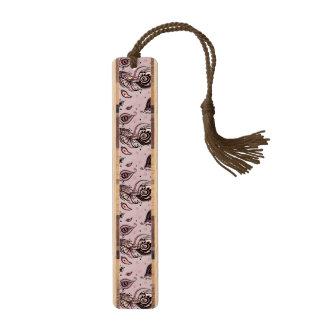 孔雀の羽パターン ブックマーク