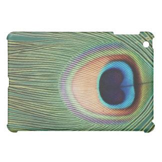 孔雀の羽 iPad MINI カバー