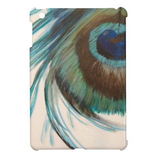 孔雀の羽 iPad MINI CASE