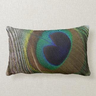 孔雀のBirfの羽の柔らかいmoJoのベッド枕ソファーベッド ランバークッション