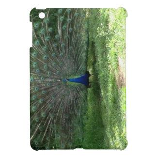 孔雀のiPad Miniケース iPad Miniケース