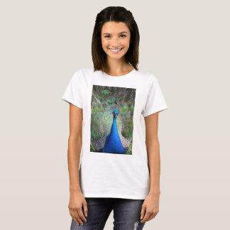 孔雀のTシャツ Tシャツ