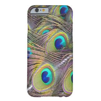 孔雀は美しいiPhone6ケースに羽をつけます Barely There iPhone 6 ケース