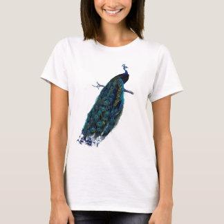 孔雀 Tシャツ
