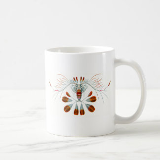 孔雀Calanid コーヒーマグカップ