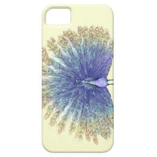 孔雀Iphone5の例 iPhone SE/5/5s ケース