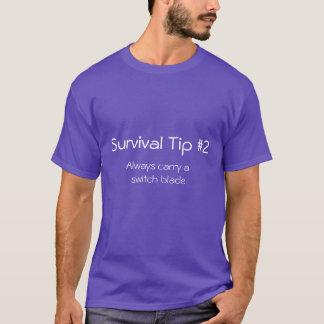 存続の先端#2のTシャツ Tシャツ