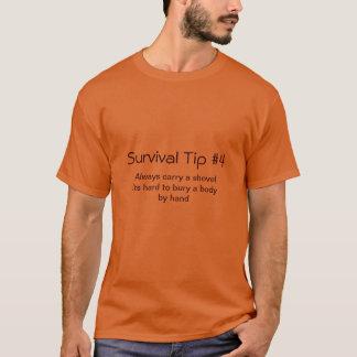 存続の先端#4 Tシャツ