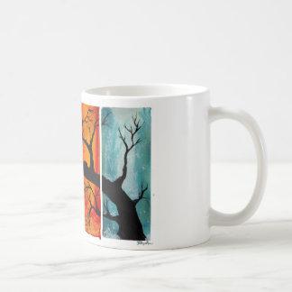 季節のティーセット コーヒーマグカップ