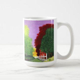 季節の変更 コーヒーマグカップ