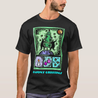 季節の挨拶 Tシャツ