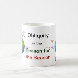 季節の理由 コーヒーマグカップ