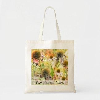 季節の終わり- Coneflowers トートバッグ