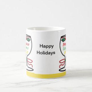 季節の賛辞 コーヒーマグカップ