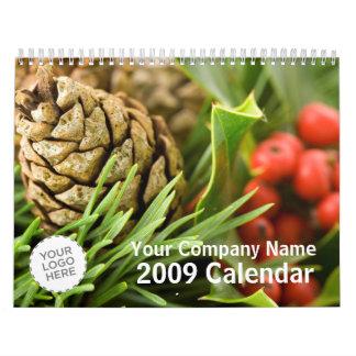 季節的 カレンダー