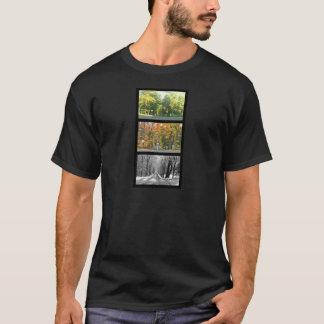 季節- collage.jpg tシャツ