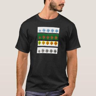 季節 Tシャツ