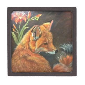 孤の景色のペンキの絵画手の芸術の自然 ギフトボックス